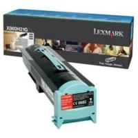 Genuine Lexmark X860H21G Black Toner Cartridge (35,000 Yield)