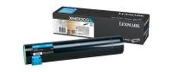 Genuine Lexmark X945X2CG Cyan Toner Cartridge (22,000 Yield)