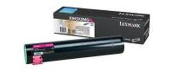 Genuine Lexmark X945X2MG Magenta Toner Cartridge (22,000 Yield)