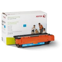Xerox Brand Cyan Toner Cartridge (Alternative for HP CE401A 507A) (6000 Yield)