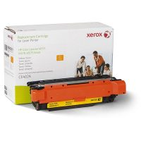 Xerox Brand Yellow Toner Cartridge (Alternative for HP CE402A 507A) (6000 Yield)