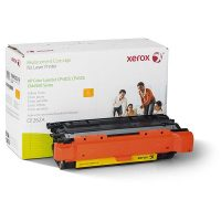 Xerox Brand Yellow Toner Cartridge (Alternative for HP CE262A 648A) (12700 Yield)