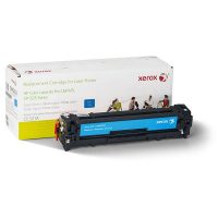 Xerox Brand Cyan Toner Cartridge (Alternative for HP CE321A 128A) (1300 Yield)