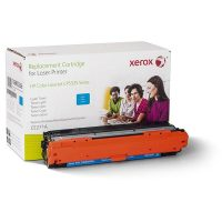 Xerox Brand Cyan Toner Cartridge (Alternative for HP CE271A 650A) (16300 Yield)