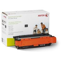 Xerox Brand Black Toner Cartridge (Alternative for HP CE250X 504X) (12600 Yield)