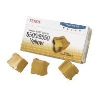 Genuine Xerox 108R00671 Yellow Ink Sticks
