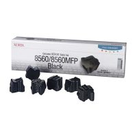 Genuine Xerox 108R00727 Black Ink Sticks