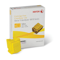 Genuine Xerox 108R00952 Yellow Ink Sticks
