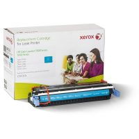 Xerox Brand Cyan Toner Cartridge (Alternative for HP C9731A 645A) (12800 Yield)