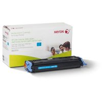Xerox Brand Cyan Toner Cartridge (Alternative for HP Q6001A 124A) (2400 Yield)