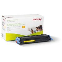 Xerox Brand Yellow Toner Cartridge (Alternative for HP Q6002A 124A) (2400 Yield)