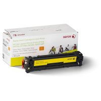 Xerox Brand Yellow Toner Cartridge (Alternative for HP CB542A 125A) (1400 Yield)
