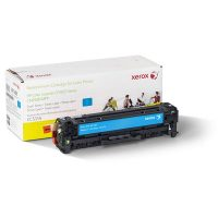 Xerox Brand Cyan Toner Cartridge (Alternative for HP CC531A 304A) (3100 Yield)