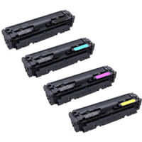 Remanufactured HP 4-Color Set Economy Toner CF410A 411A 412A 413A