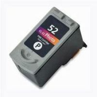Canon CL-52 Tri-Color Remanufactured Ink Cartridge (CL52)