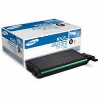 Samsung New Original CLT-K508L Black Toner Cartridge