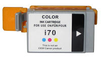 Remanufactured canon inkjet for bci15c Tricolor