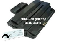 Remanufactured Black MICR Toner for use with ML-3471 Samsung model