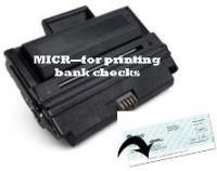 Remanufactured Black MICR Toner for use in ML3051n/nd Samsung Model