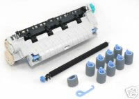 remanufacture maintenance kit fits hp lj 4250, 4350 printers.