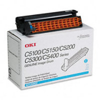 Genuine Okidata 42126603 Cyan Drum Unit