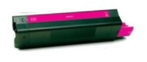 Okidata 43324402 (Type C8) New Generic Brand Magenta Toner Cartridge