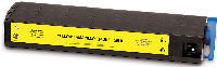 Okidata 41963601 New Generic Brand Yellow Toner Cartridge