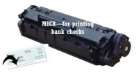 HP 12A Black Remanufactured MICR Toner Cartridge (Q2612A)