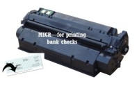 HP 13X Black Remanufactured MICR Toner Cartridge (Q2613X)