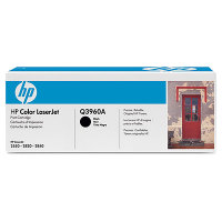 New Original HP 122A Black Toner Cartridge (Q3960A)