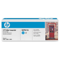 New Original HP 122A Cyan Toner Cartridge (Q3961A)