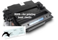 HP 51A Black Remanufactured MICR Toner Cartridge (Q7551A)