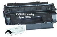 HP 53A Black Remanufactured MICR Toner Cartridge (Q7553A)