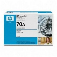New Original HP 70A Black Toner Cartridge (Q7570A)