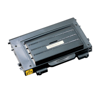 Remanufactured Black toner for use in CLP510,CLP510N Samsung Model