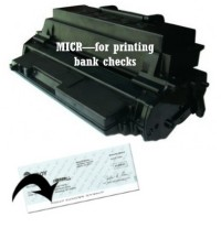 Reman Black MICR Toner for use in ML1440/50/1451/6060/6060N Samsung