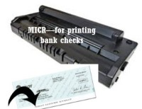 Reman Black MICR Toner for SCX4016/4116/4216F/SF560/565/755P Samsung