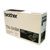 Genuine Brother TN04 Black Toner Cartridge