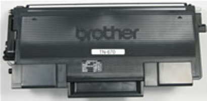 Brother TN670 Black Remanufactured Toner Cartridge
